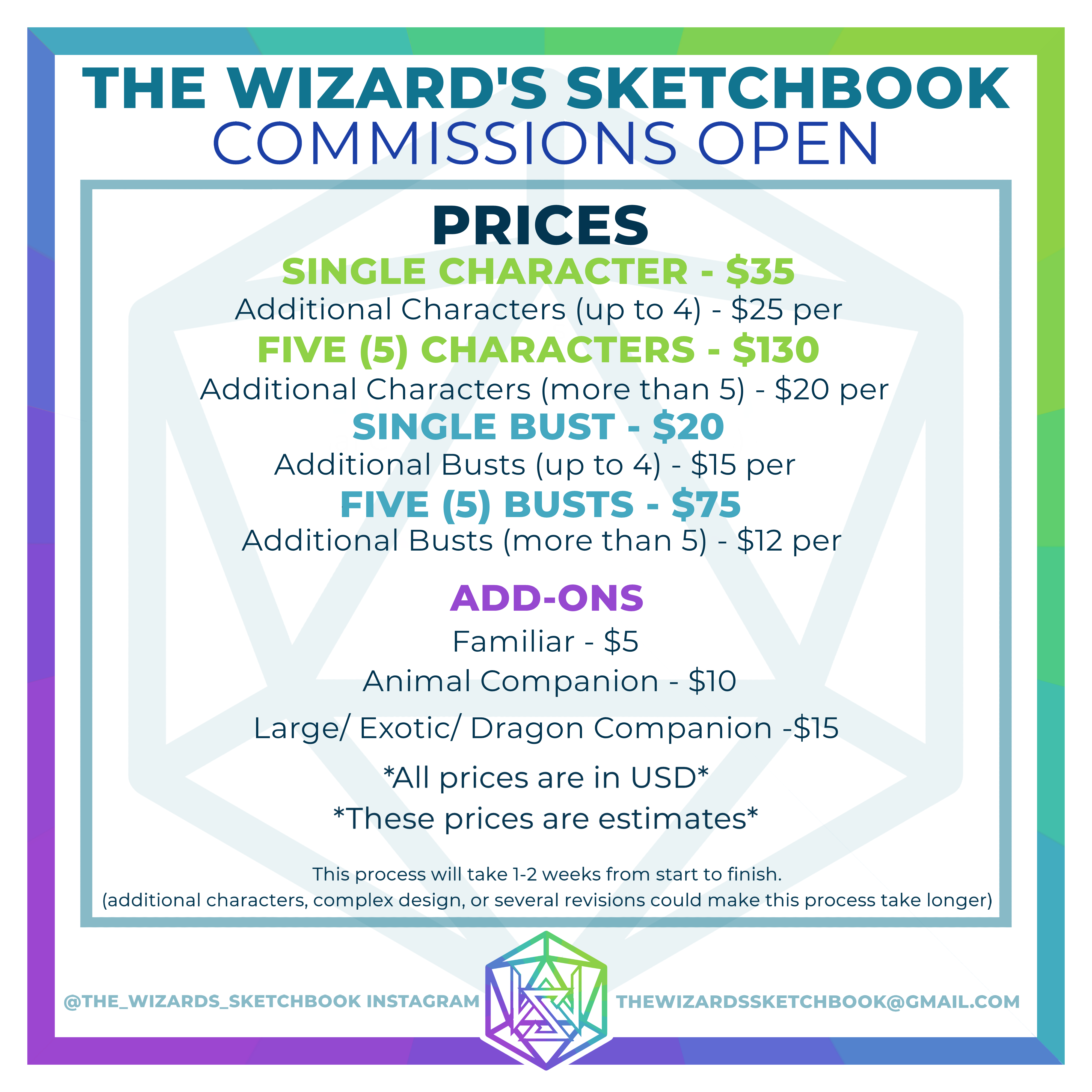16+ Commission prices ideas in 2021