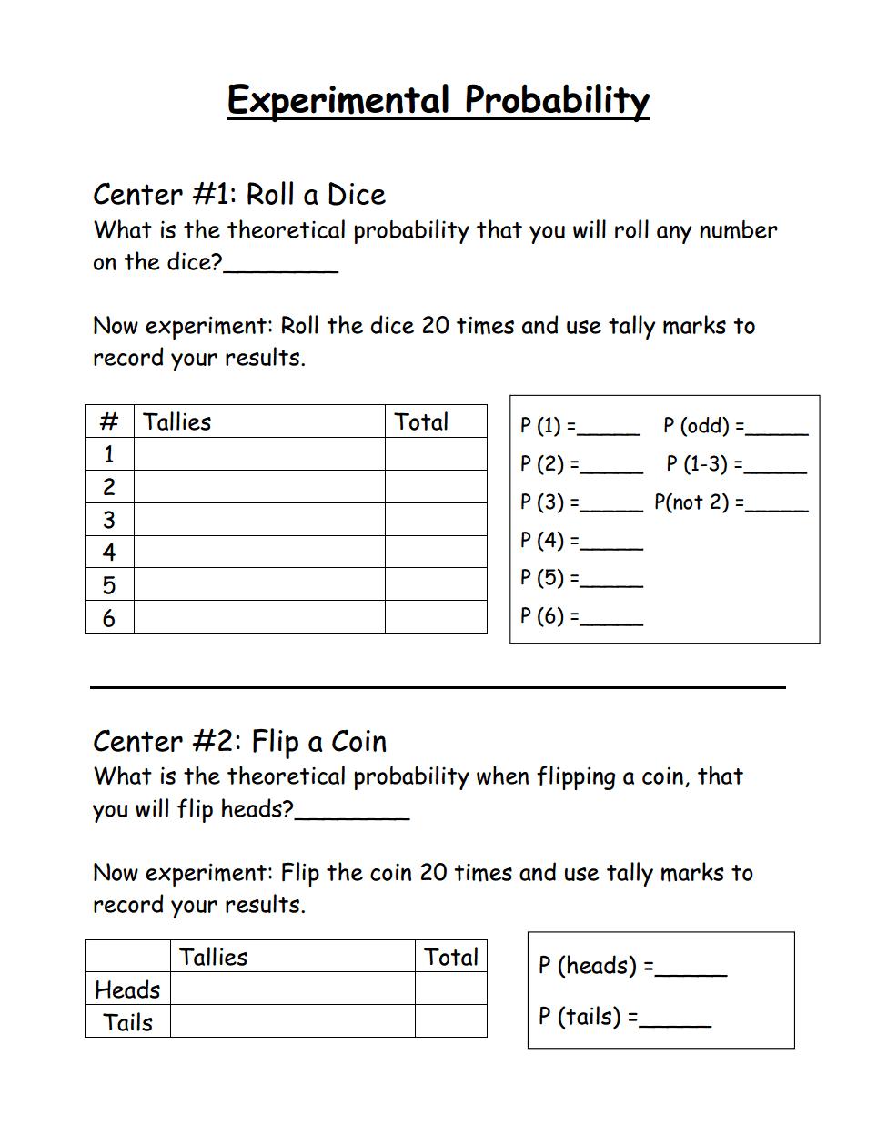32 Probability Worksheet High School - Worksheet Resource Plans [ 1248 x 964 Pixel ]