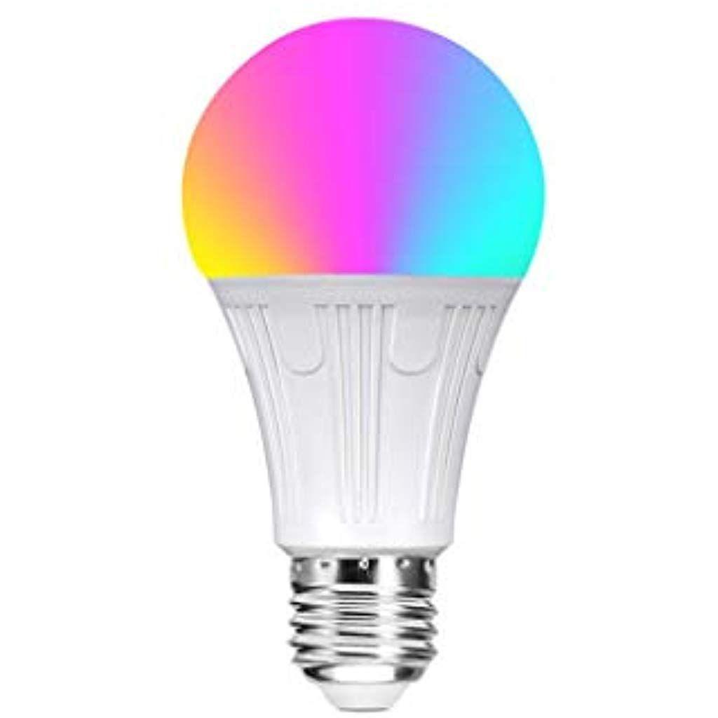 Chshe Bunte Led Birne Smart Wifi Sprachsteuerung Led Gluhbirne App Fernbedienung Gluhbirne B Beleuchtung Innenb Led Gluhbirnen Led Birnen Innenbeleuchtung