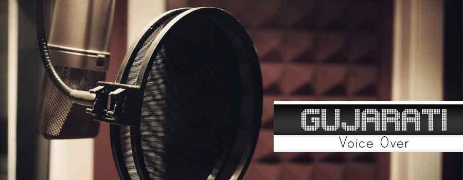 Gujarati Voice Over Artists  The Voice, Recording Studio-3526