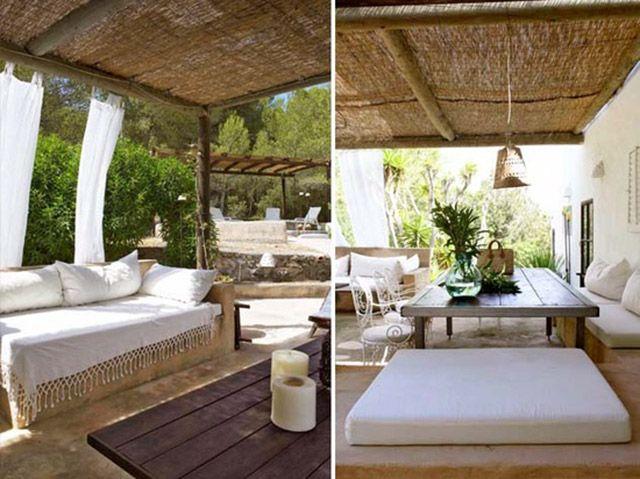 Jardines y terrazas #ideasdedecoracion #jardines #terrazas HOME - jardines en terrazas