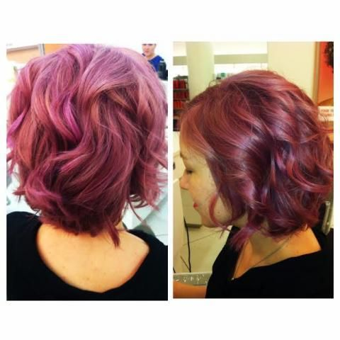 this is quite the color journey how to here hair color 2 parts pravana wild orchid - Pravana Wild Orchid Hair Color