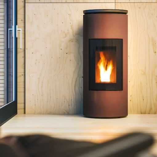Mcz Mood Atmost Firewood And Services Malta Pellet Stove Fireplace Stove