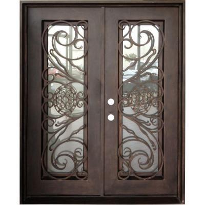 Front Door Love Iron Doors Front Entry Doors Wrought Iron Doors
