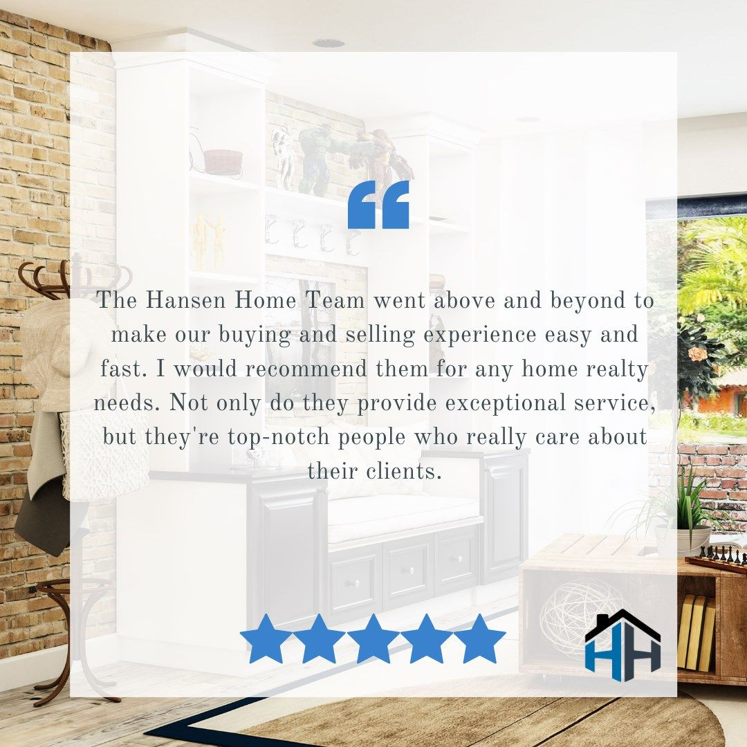 5 Star Review Home Buying Home Team Above And Beyond