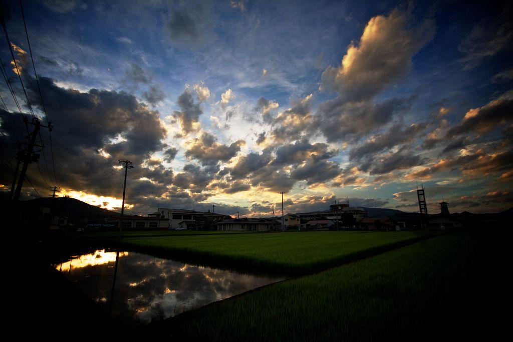 Sunset+in+Matsuo