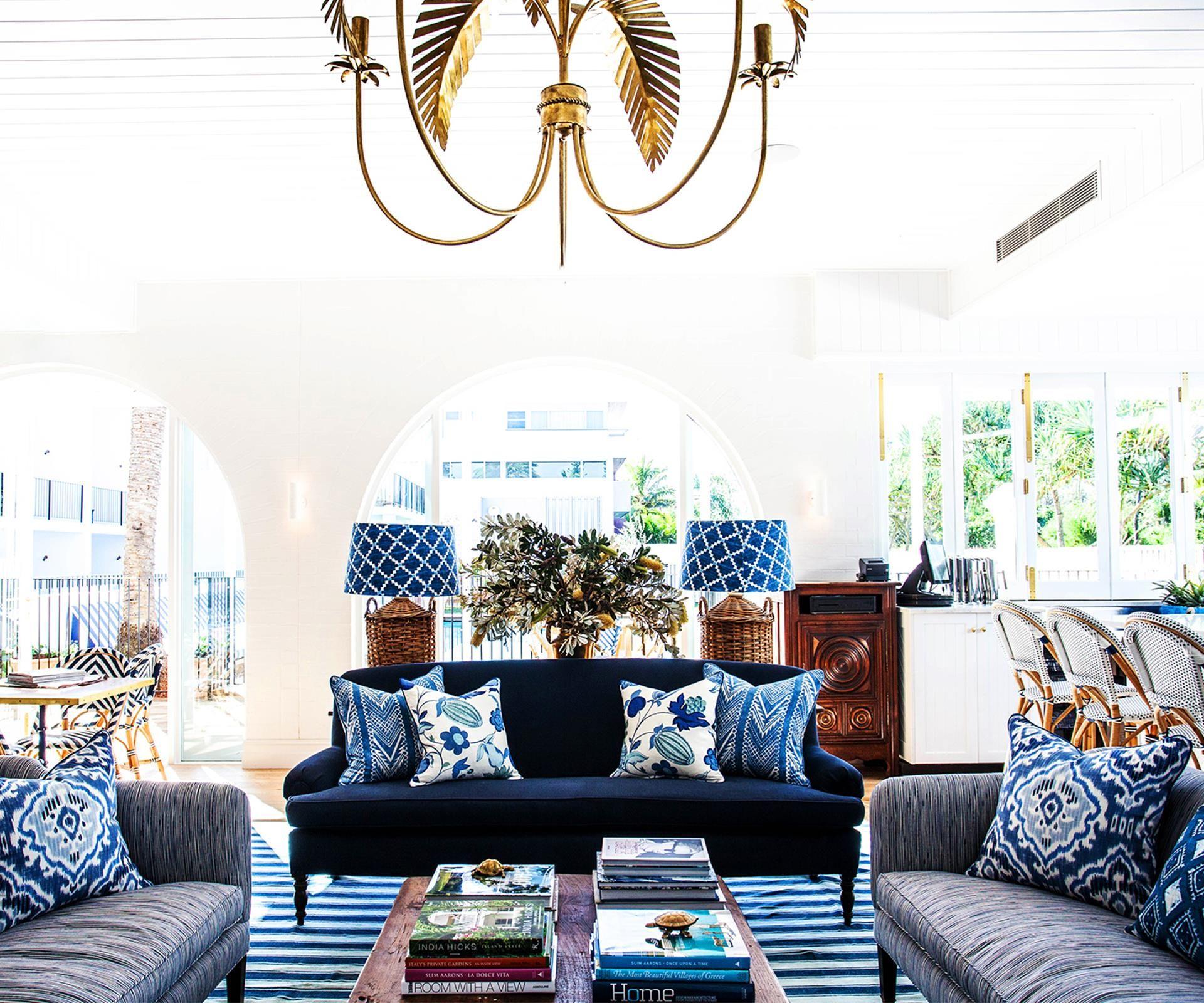 Halcyon House Beachside Hotel | Living room ideas, Room ideas and ...