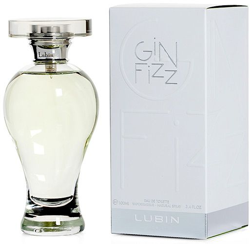 gin fizz perfume