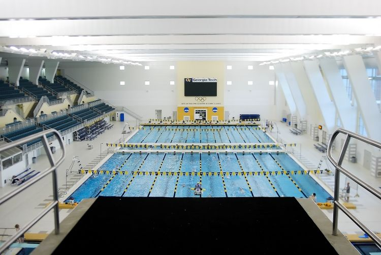 CRC Competition Pool Tech Midtown Atlanta (With