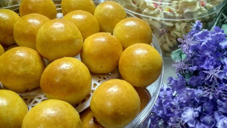 Resep Nastar Yang Enak Lembut Dan Lumer Di Mulut Lin S Cakes Nastar Kue Kering Mentega Makanan
