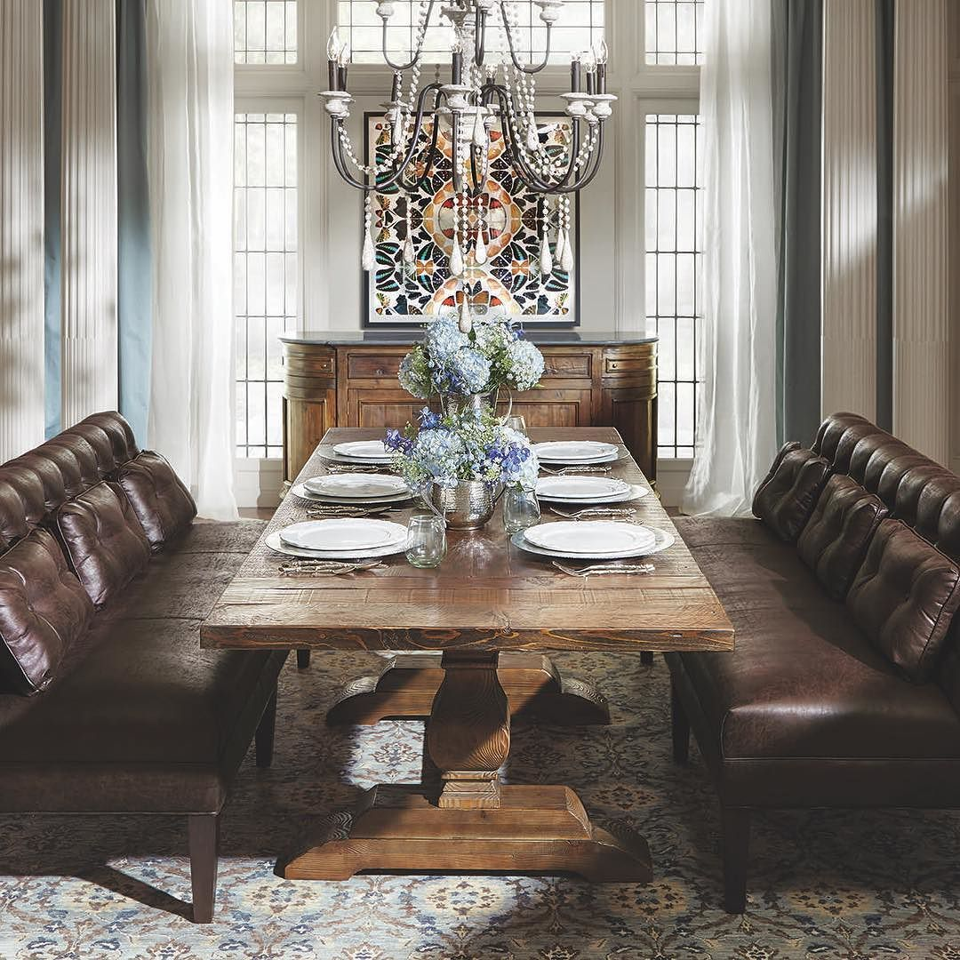 Dining Room Furniture San Diego Magnificent Grab A Seat And Stay Awhilelink In Bio To Shop The Shot Decorating Design