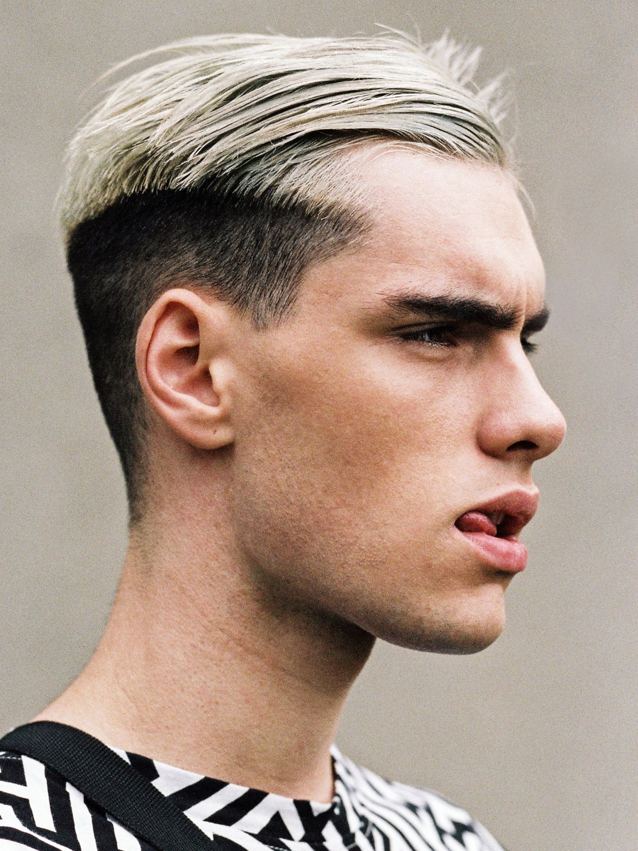 Haircuts for round faces men virginie khateeb i latest work  haircuts  pinterest  haircut styles
