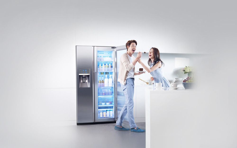 건전한 자료실 :: 삼성 가전제품 베트남 광고 이미지