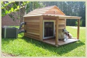 5 Coolest Dog House Air Conditioning Systems Dog House Diy