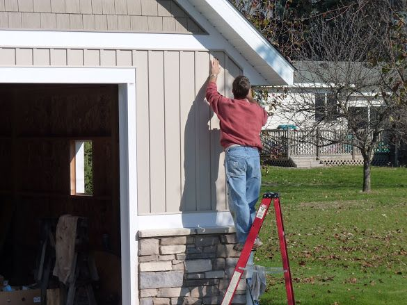 More Ideas Below Exterior Board And Batten Siding Diy Exterior Siding Exterior Siding Options Exterior House Siding