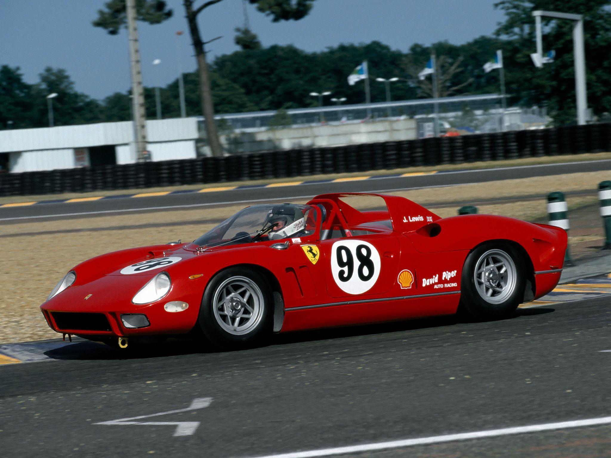 Ferrari 365 P U00271965u201366 · Sports Car RacingFerrariHot Cars