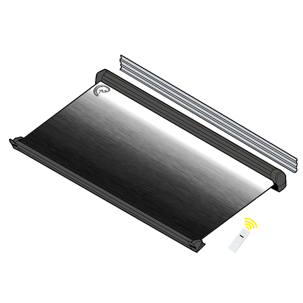 Dometic 231 9500 Series Custom 12v Power Awning Vinyl Fabric 15 Ft Vinyl Fabric Awning Roof Rack