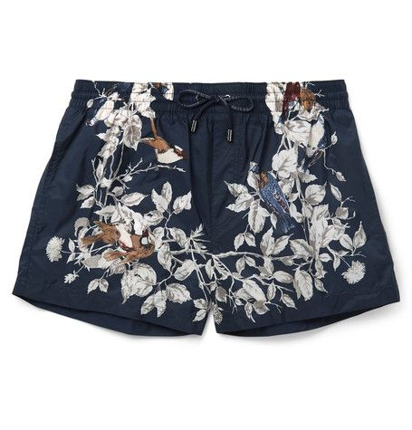 0953ef6a9896f DOLCE   GABBANA Short-Length Printed Swim Shorts.  dolcegabbana  cloth   swimwear
