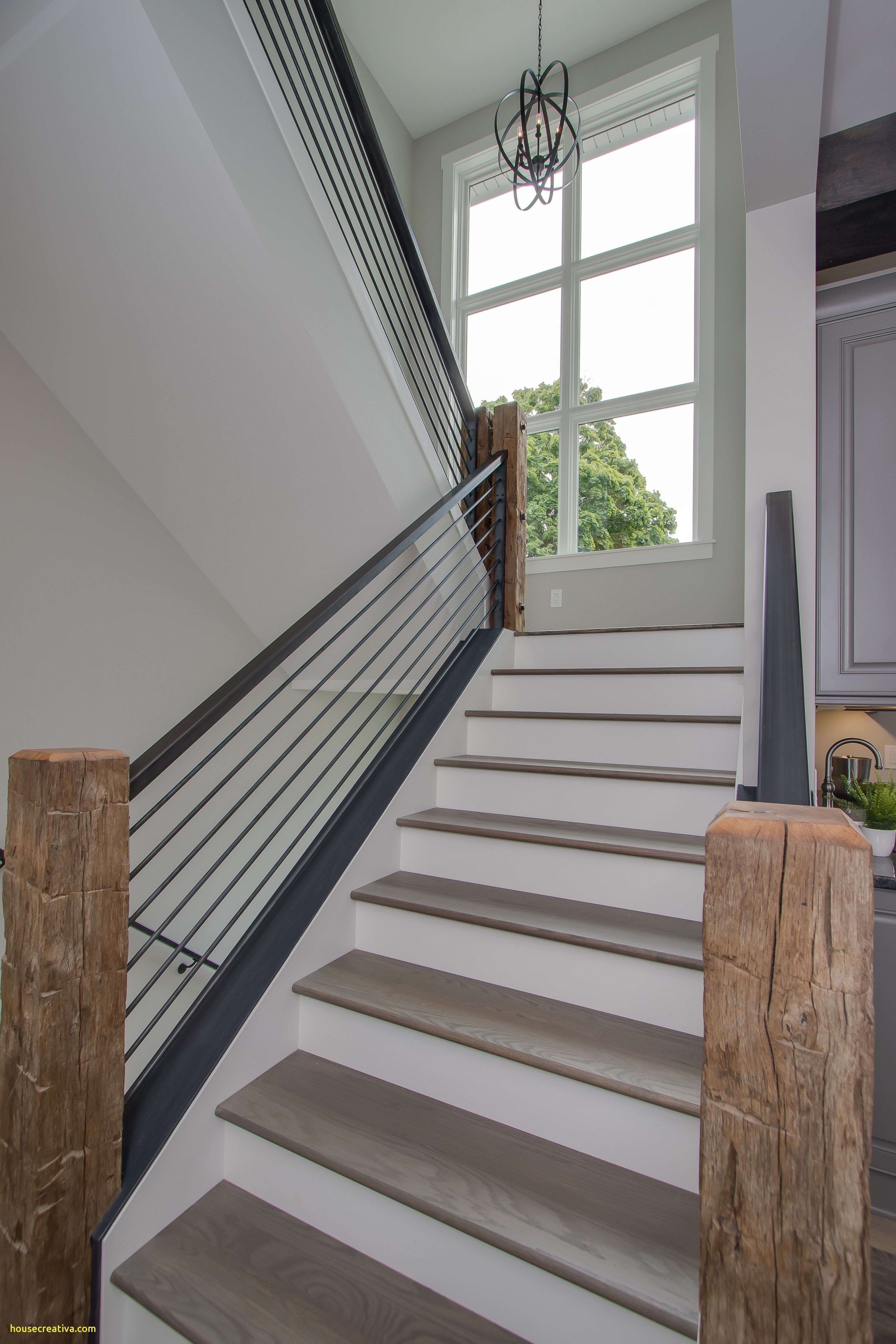 Best Of Horizontal Stair Railing Homedecoration Homedecorations