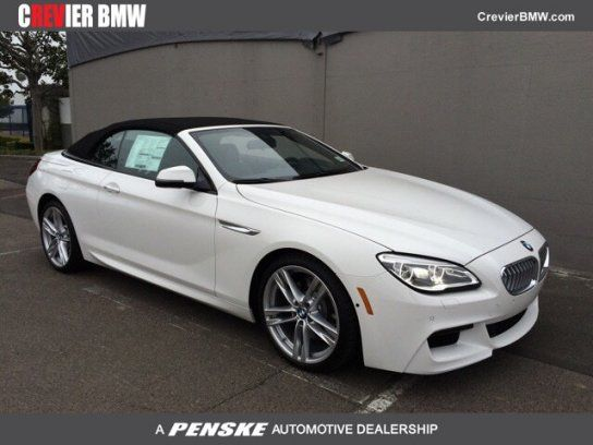 Convertible 2017 Bmw 650i With 2 Door In Santa Ana Ca 92705