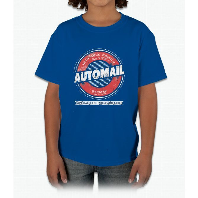 Rockbell Automail Young T-Shirt