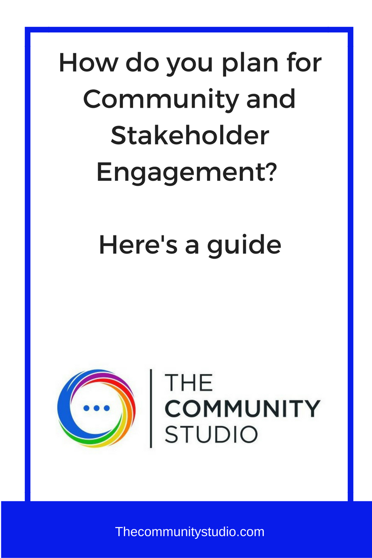 Community engagement tools Community engagement projects