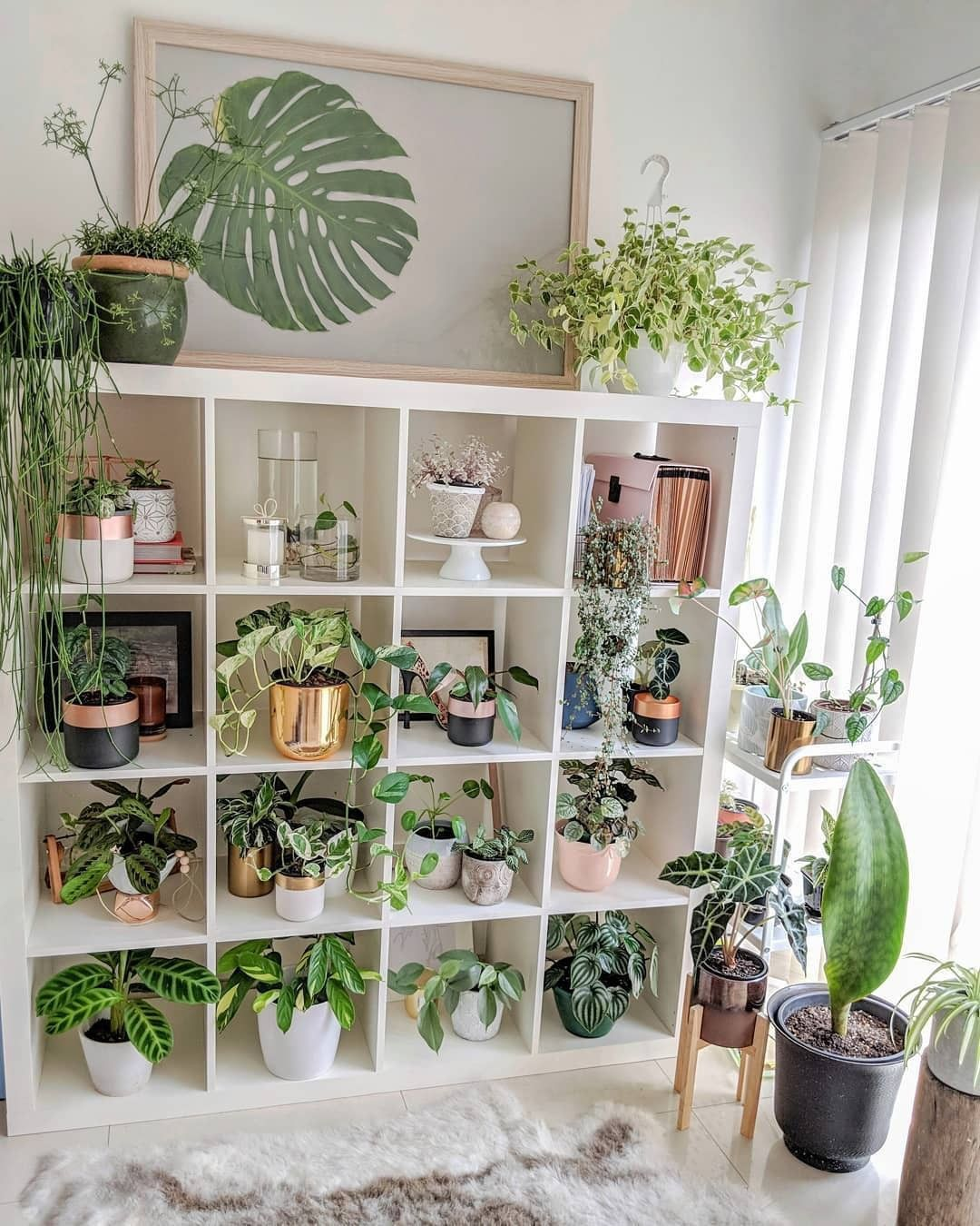 46 Diy Plant Stand Ideas To Fill Your Living Room With Gree