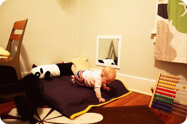 Montessori bed?