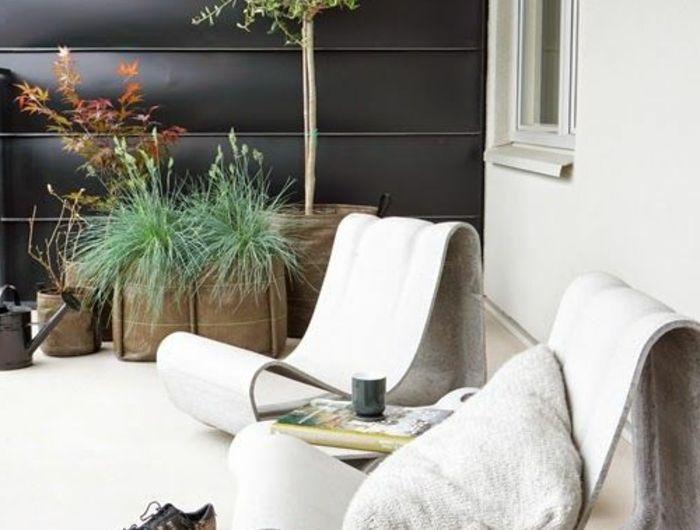 60 photos comment bien aménager sa terrasse? Idées pour la maison - amenagement exterieur pas cher