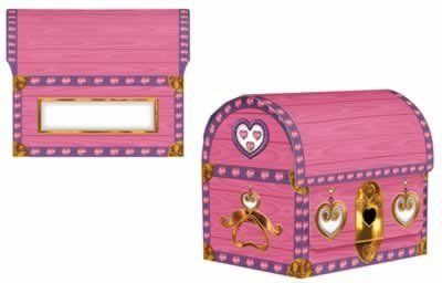Beistle - 50353 - Princess Treasure Chest- Pack of 12 by Beistle. $42.66. Manufactured to the Highest Quality Available.. Great Gift Idea.. Design is stylish and innovative. Satisfaction Ensured.. The Beistle Company is the oldest and largest manufacturer of decorations and party goods. With unsurpassed service and top quality products its easy to understand why The Beistle Company is world renowned in the Party Goods Industry. Our decorations and party goods are manufact...