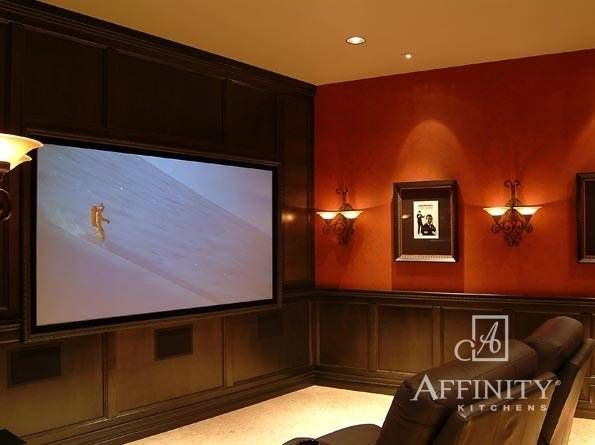 Entertainment Center By Affinity Kitchens