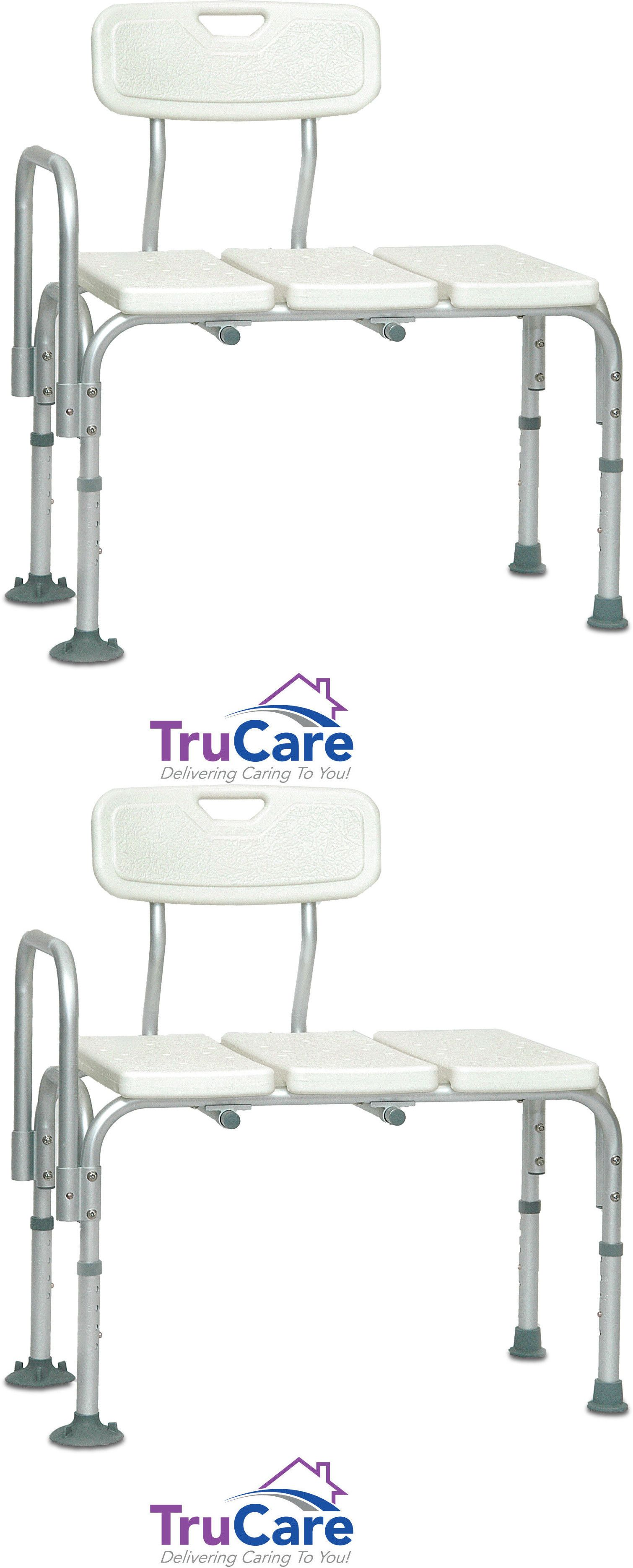 difference between shower chair and tub transfer bench sash buckles new height adjustable bath medical seats 129588 buy it now only 43 99 on ebay