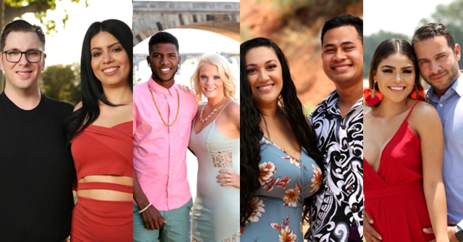 90 Day Fiance Season 6 Cast S Instagram Pages Revealed 90 Day Fiance 90 Day Fiance Cast Fiance
