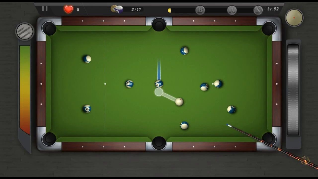 8 Ball Pool City Game Play Video By Gaming Is Our Food In 2020 Pool City City Games Games To Play