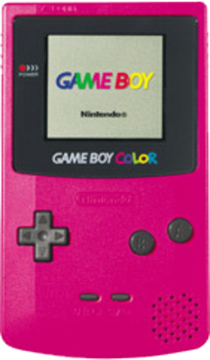 Obviously Had To Have The Hot Pink Version Game Boy Color Gameboy Nintendo Games