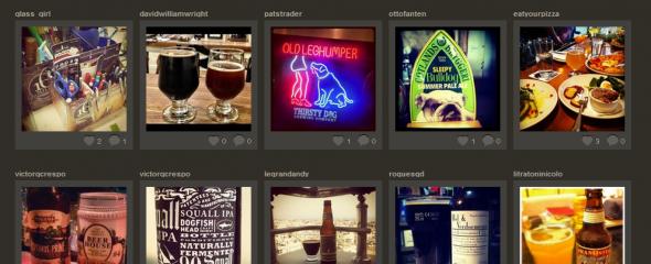 Craft beer and Instagram?