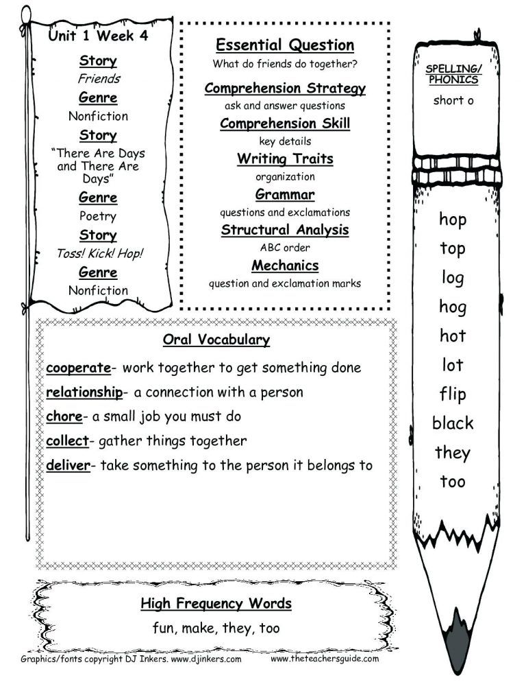 1st Grade Reading Worksheets Pdf To Printable 1st Grade Reading