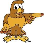 Image result for note clip art school hawk pictures