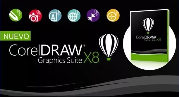 Corel Draw X8 Portable Free Download 32 64 Bit Full Version The Portable Apps Coreldraw Graphic Design Software Coral Draw