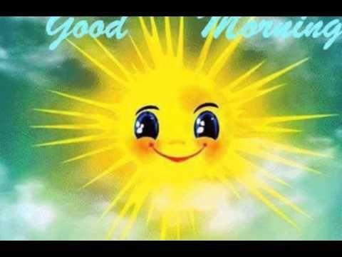 Guten Morgen Mein Schatz Mit Sonnenschein Liebe Grüße Von
