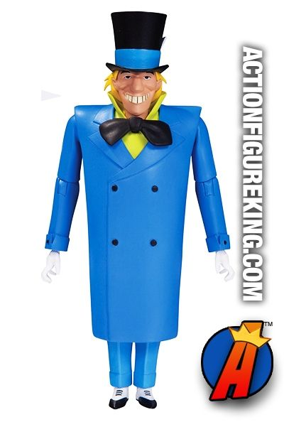 The New #BATMAN Adventures Animated Series #MADHATTER 6-inch scale