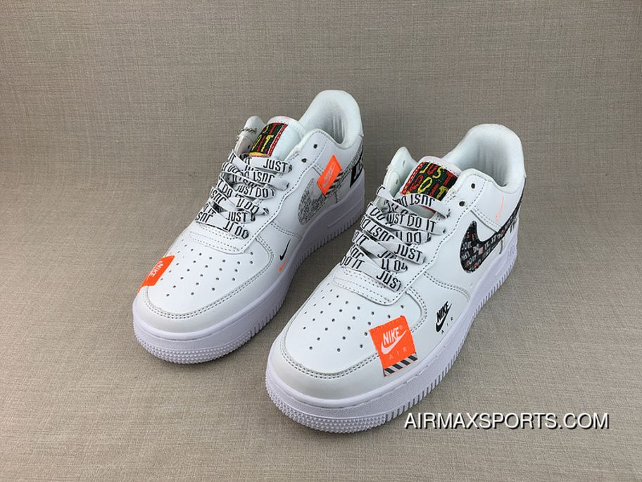 nike air force 1 just do it donna