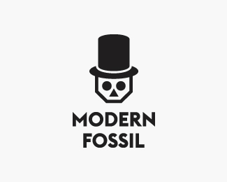 Great Logo Design - Modern Fossil Logo Design