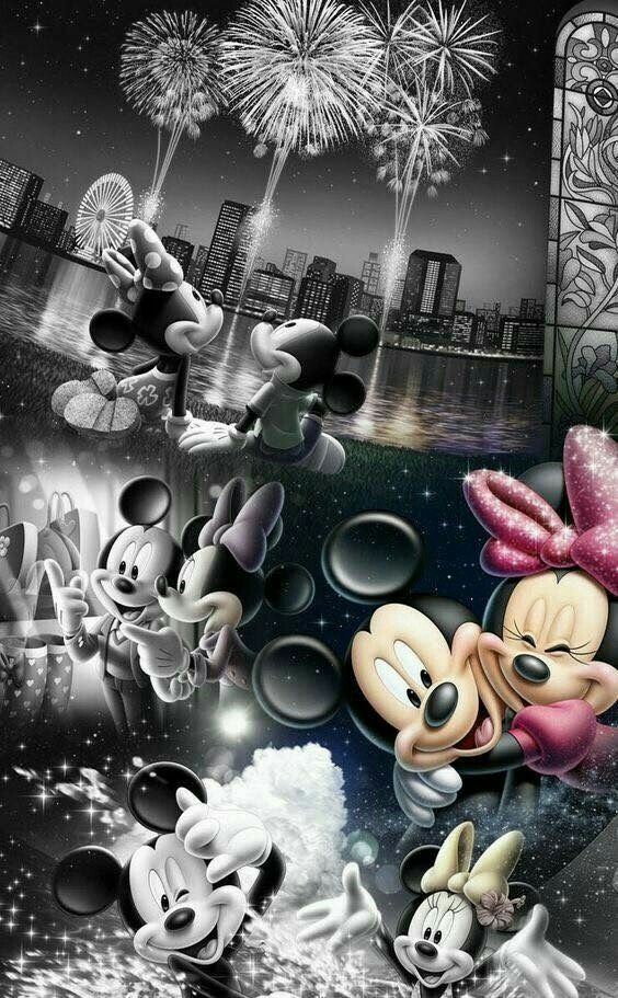 Image in 💗💕Mickey&Minnie💕💗 collection by Crissy