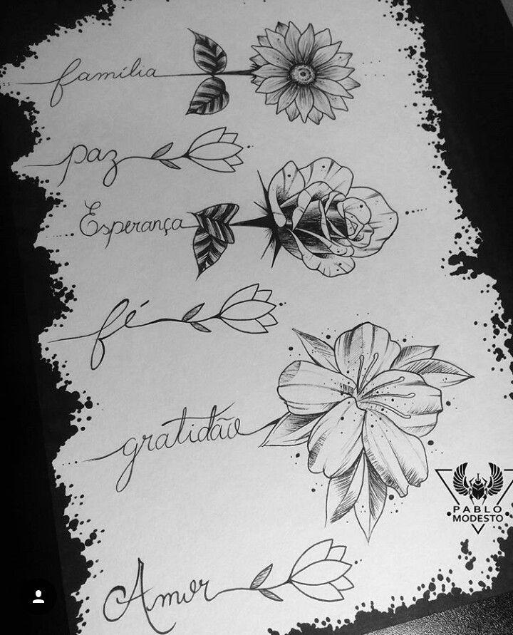 Pin De Marina B Oliveira En Tattoo Pinterest Tatuajes Ideas De