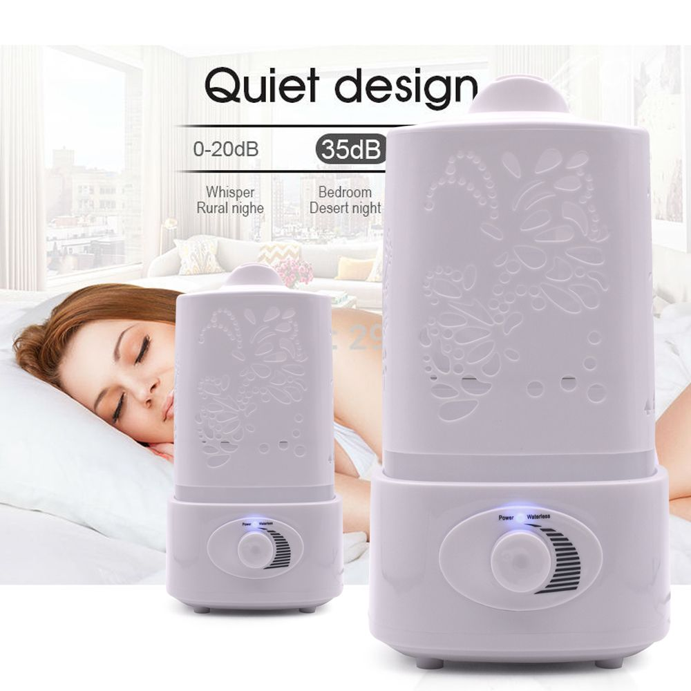 Humidifier Parts Colorful Lights Aromatherapy Humidifier Mini Usb Air Humidifier Ortable Ultrasonic Mist Micron Fogging Aroma Essential Diffuser