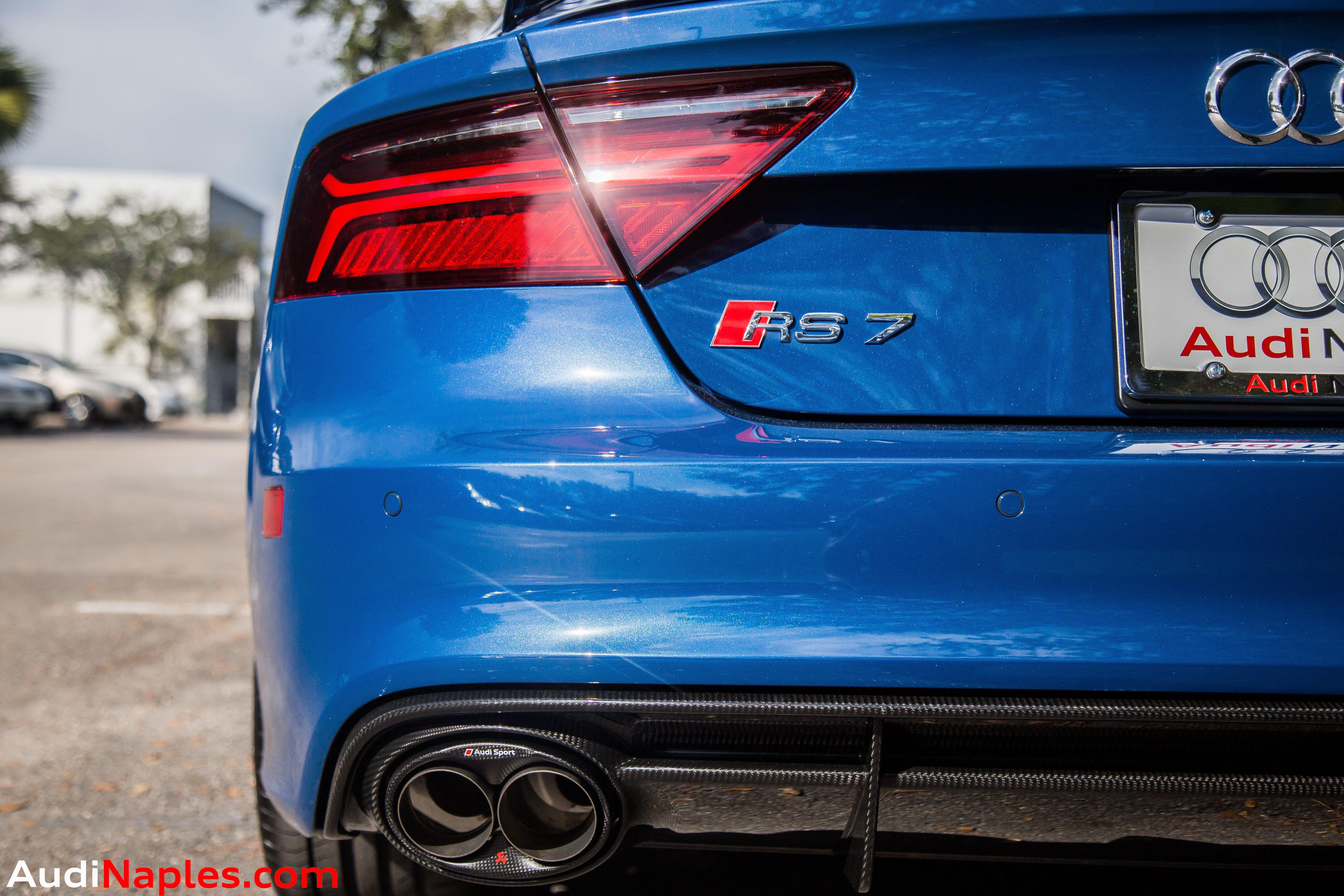 RS7 Ascari Blue Audi dealership, Audi, Used audi