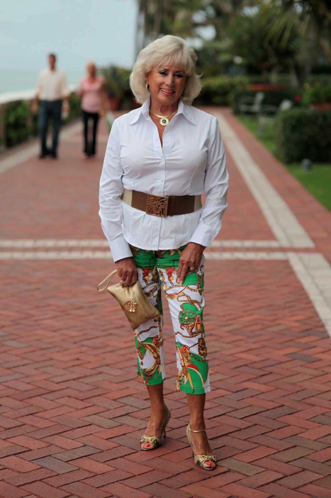 Advanced Style Jackie At The Breakers Palm Beach My