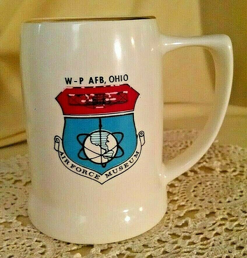 WRIGHT PATTERSON STEIN WPAFB AIR FORCE MUSEUM AFB OH USA