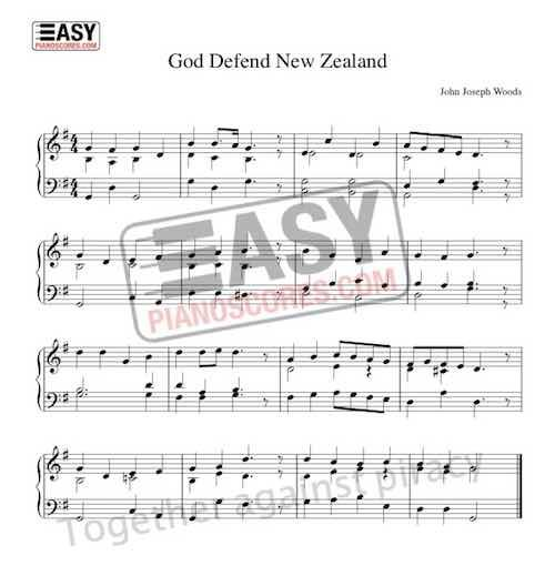 God Defend New Zealand (the National Anthem of NZ